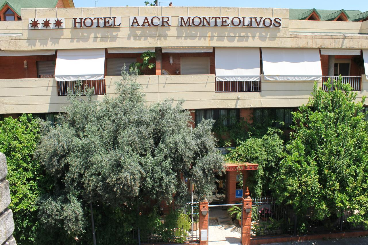 AACR Hotel Monteolivos